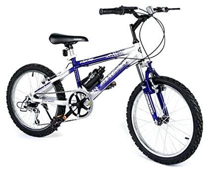 c9dd530e7b9 Image Unavailable. Image not available for. Color: Magna Echo Ridge Boy's  Mountain Bike (20-Inch Wheels)