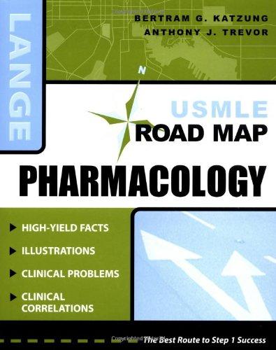 USMLE Road Map: Pharmacology