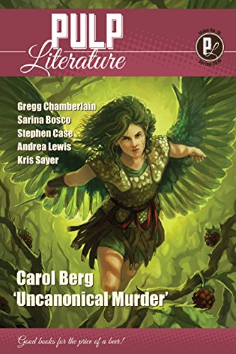 Pulp Literature Spring 2016: Issue 10