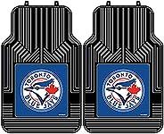 Toronto Blue Jays MLB 2 Piece Car Floor Mats