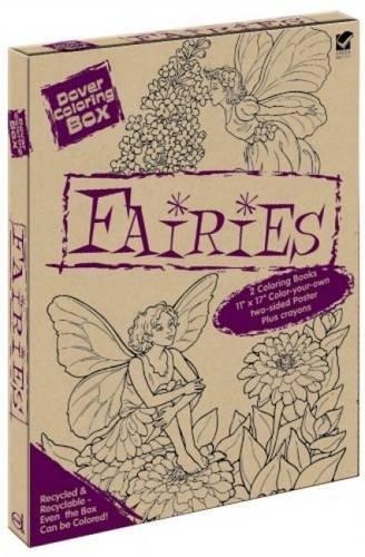 Dover Fairies Coloring Box Kit (Dover Fun Kits) PDF