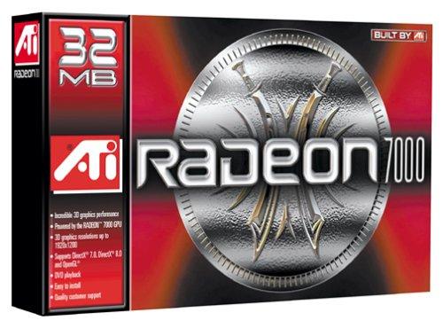 ATI Technologies Radeon 7000 Graphics Card