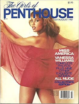 Vanessa williams penthouse