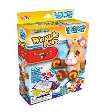 WugglePets - Playful Pony Kit