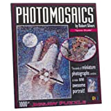 Space Shuttle Photomosaics Jigsaw Puzzle by Robert Silvers