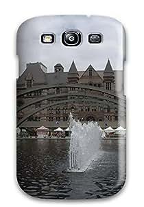 New Premium Flip Case Cover Toronto City Skin Case For Galaxy S3