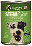 Dave'S Stewlicious Turducken Stew For Dogs, 13 Oz Can (Case Of 12 )