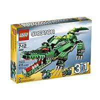 LEGO criaturas feroces 5868