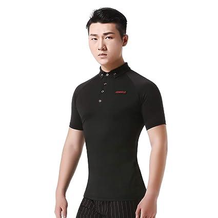 Cheng Peng Trajes de Baile Trajes de Baile para Hombres Ropa ...