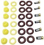 UREMCO 1-6 Fuel Injector Seal Kit, 1 Pack
