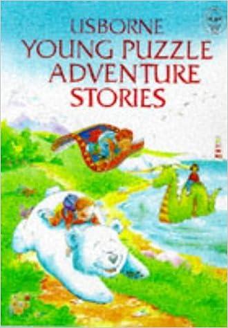 Book Young Puzzle Adventure Stories (Usborne Young Puzzle Adventures)