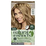 Clairol Natural Instincts Semi-Permanent, 8G Medium Golden Blonde, Sunflower, 1 Count