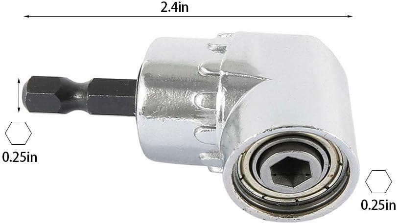 Grip Socket Set Fits Standard 1//4-3//4 Metric 7mm-19mm,Socket Set with Power Drill Adapter Gadgets Gifts for Men//Husband//Boyfriends//Women(3Pcs ) Universal Socket Tools Gifts for Men