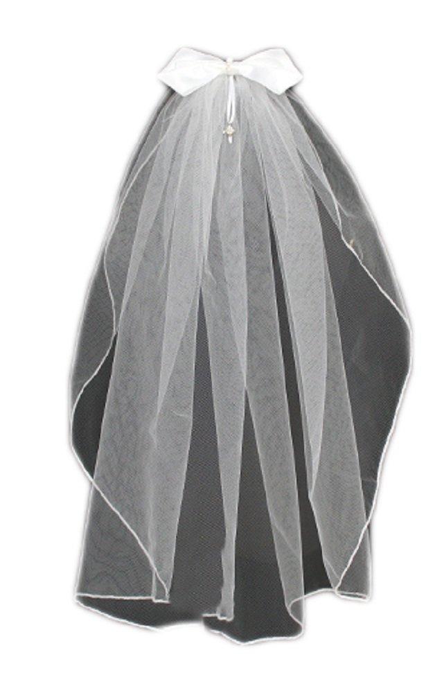 First Communion Veil (Bow)