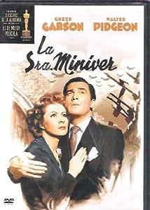La Sra. Miniver [DVD]
