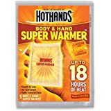 HotHands - Body & Hand Super Warmer New Mega Size Pack (80 count)
