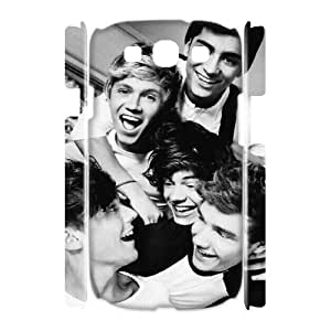 Samsung Galaxy S3 I9300 3D DIY Phone Back Case with one direction Image