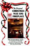 The Original Christmas Yule Log Fireplace