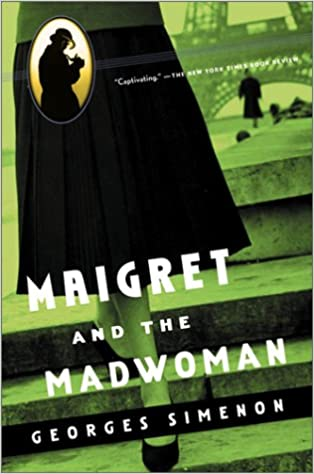 Image result for maigret and the madwoman