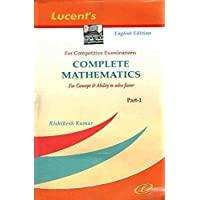 Complete Mathematics (part-1)