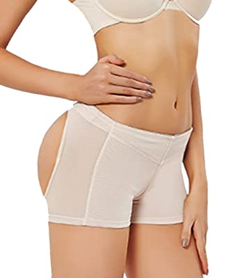 2050b3837d1 Women Seamless Butt Lifter Body Shaper Tummy Control Lift Girdle Panties  Boyshorts Shapewear Underwear Boy Short
