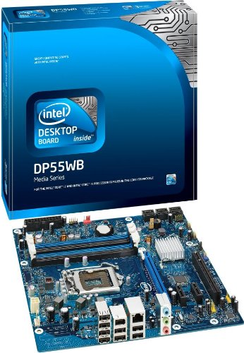 Intel LGA1156/Intel P55/DDR3/A&GbE/MATX Motherboard, for sale  Delivered anywhere in USA