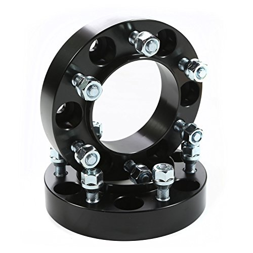 Rugged Ridge 15201.12 Black Wheel Spacer (1.25