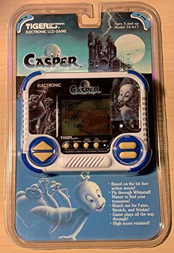 Tiger Electronics Casper Handheld Game 1995