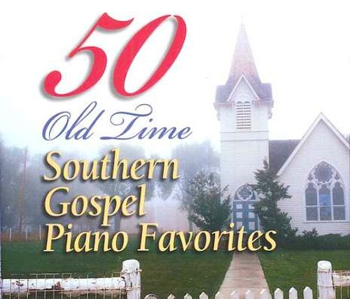 50 Old Time Southern Gospel Piano Favorites 3 CD (Country Sets Piano)