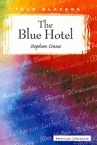 book cover of The Blue Hotel