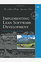 Implementing Lean Software Development: From Concept to Cash Paperback