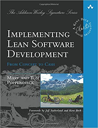 Lieblings Implementing Lean Software Development: From Concept to Cash #HE_35