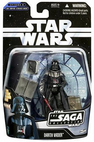 Star Wars - Basic Figure Bespin Battle Vader