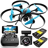 Force1 U49WF Drones with Camera for Adults and Kids - WiFi FPV Drone,...