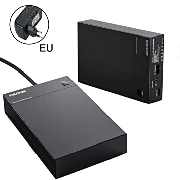 Sroomcla USB 3.0 Disco Duro De 2.5 Pulgadas / 3.5 Pulgadas Disco ...