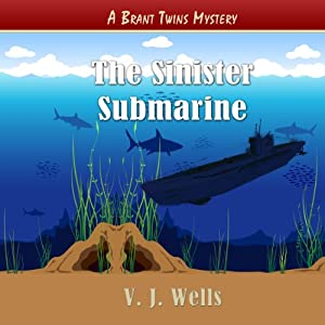 The Sinister Submarine Audiobook