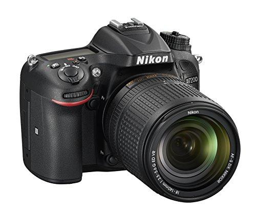 عروض Nikon D7200 DX-format DSLR Body (Black)