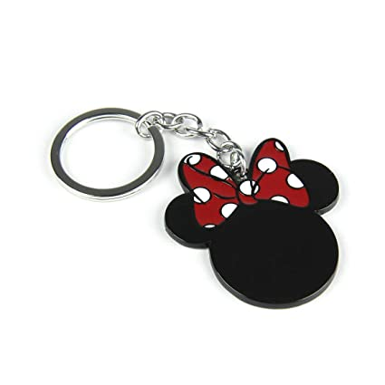 Llavero Metal Minnie: Amazon.es: Equipaje