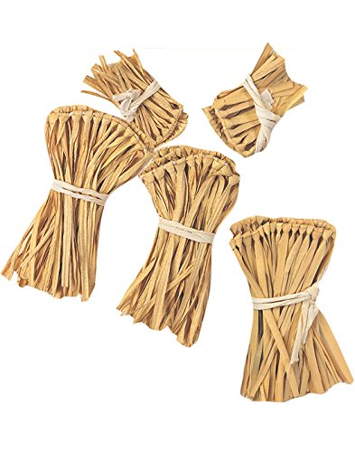 Straw Scarecrow Hat (Wizard of Oz Straw Kit Costume Accessory)