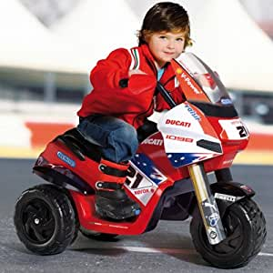 Peg Perego Ducati Cycle