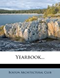 Yearbook, Boston Architectural Club, 1279481277