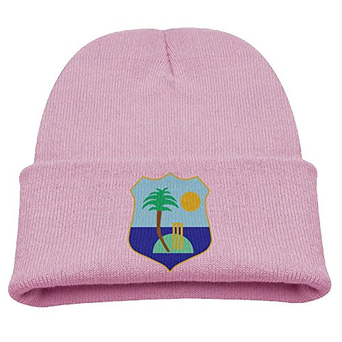 Kaomaoxi Hat West Indies Cricket Flag Toddler Baby Knit Hat Acrylic Watch For - Guys Indie Style
