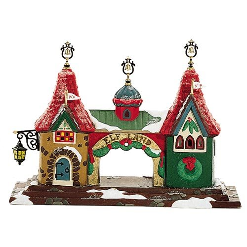 Department 56 North Pole Series Elf Land