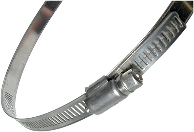 6-Inch Active Air ACC6 Stainless Steel Duct Clamps