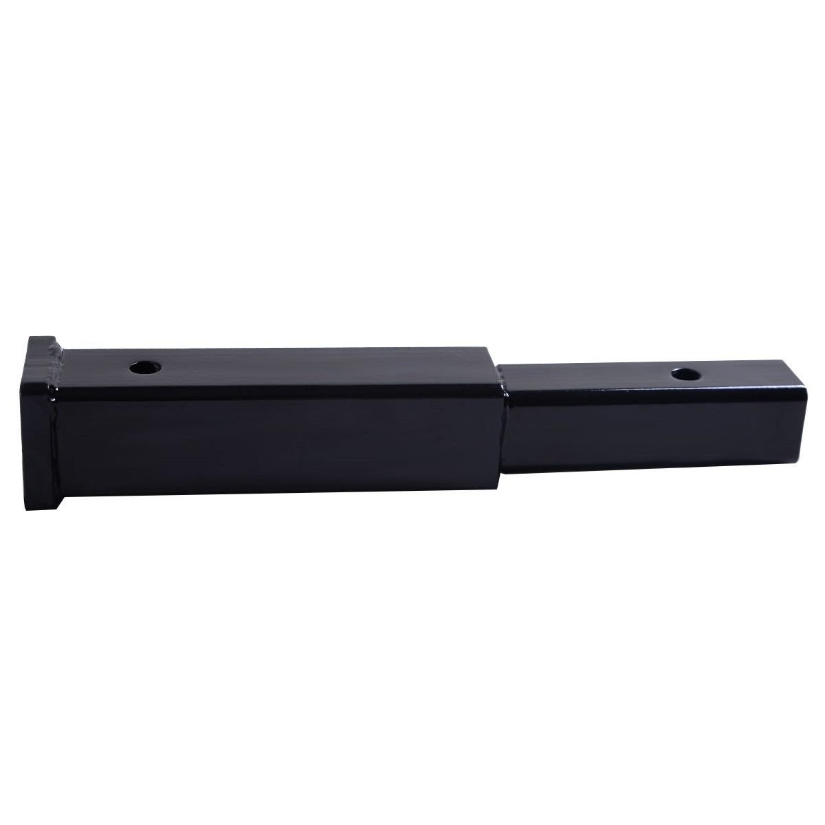 Goplus 18 Hitch Extension Receiver 2 Extender 5//8 Pin Hole 4000 LBS Capacity New 18