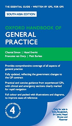 Oxford Handbook of General Practice, by Chantal Simon