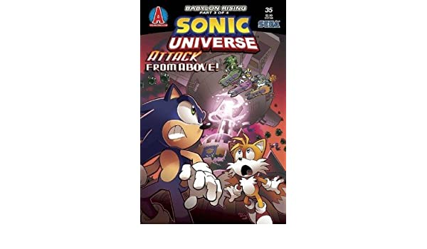 Sonic Universe #35: Amazon.com: Books