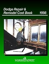 Dodge Repair & Remodel Cost Book (Sweet's Repair & Remodel Cost Guide)
