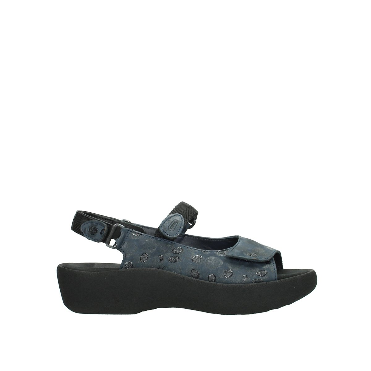 Wolky Comfort Jewel B079YJP56N 42 M EU|12800 Blue Nubuckleather