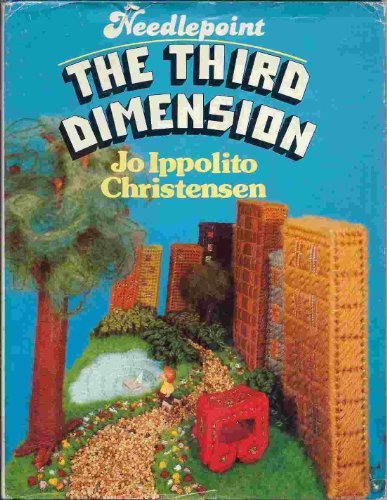 Needlepoint: The Third Dimension (Creative handcrafts series)